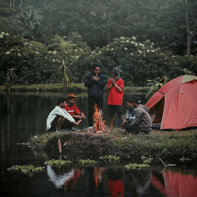 Lokasi Telaga Madirda