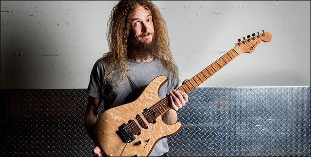 Guitarra Eléctrica Charvel Guthrie Govan