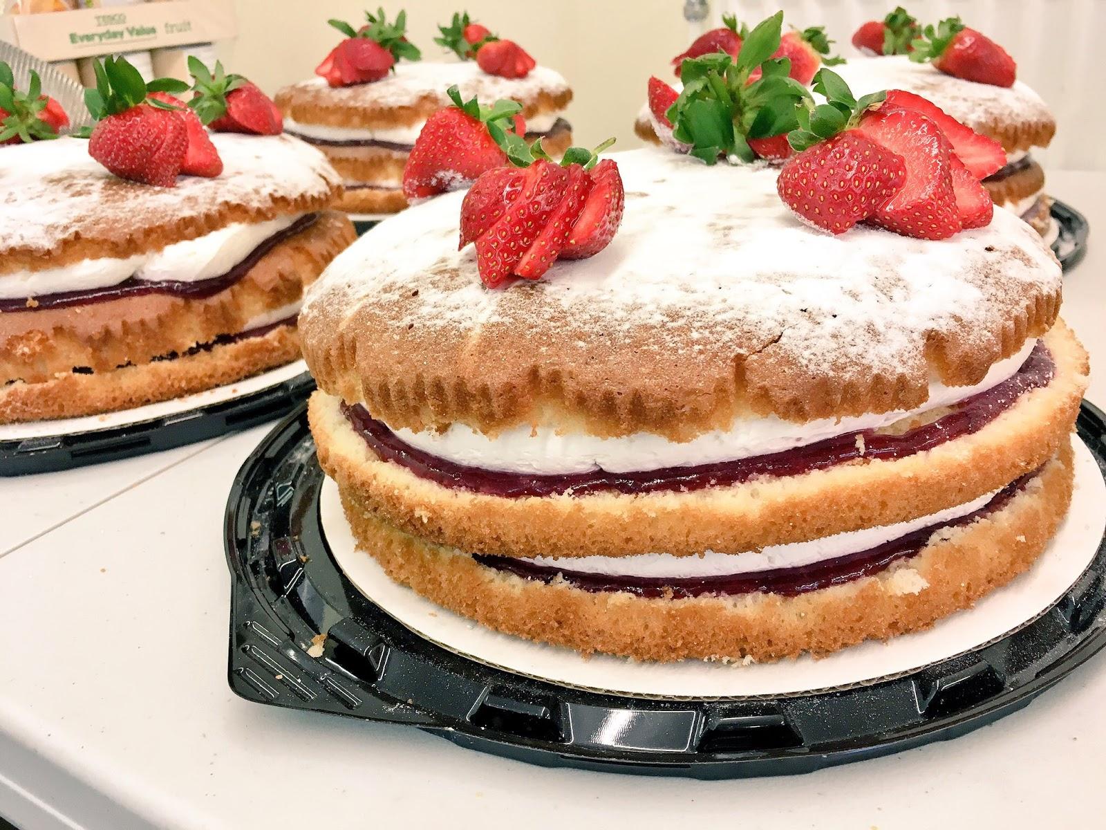 Diabetic Sponge Cake Recipes Uk: Community Dine With Me Cardiff