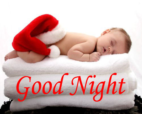 Good Night Baby Wallpaper