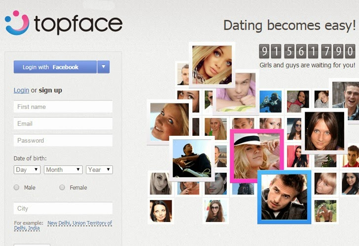 Free dating sites with million online