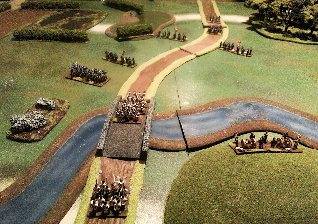 Battle of Oeversee 1864 scenario: The Austrian reinforcements arrive!