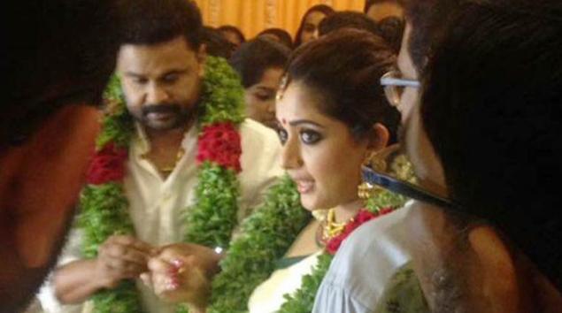 Kavya Madhavan Dileep Wedding Pics