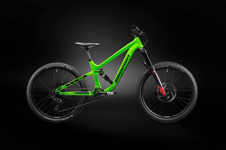 New Yuma 2018 Kids Mtb Bike From Propain Bikes