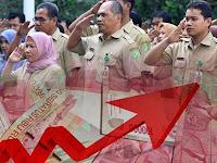 Hore !! Gaji PNS Naik Lagi Tahun Depan