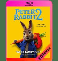 PETER RABBIT: CONEJO EN FUGA (2021) BDREMUX 1080P MKV ESPAÑOL LATINO