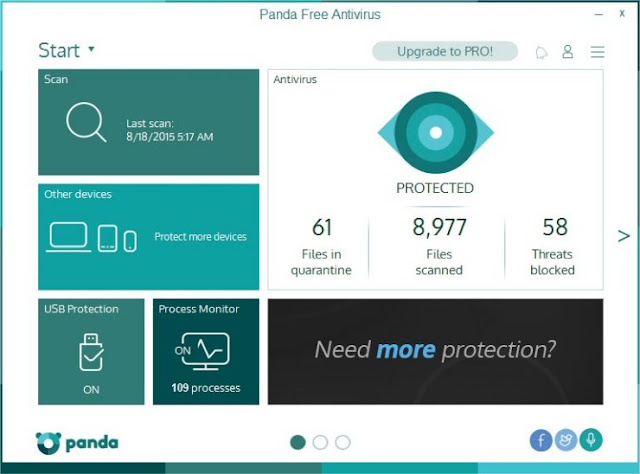 Panda Free Antivirus 2016 Free Download Offline Installer | Panda Free Antivirus 2016