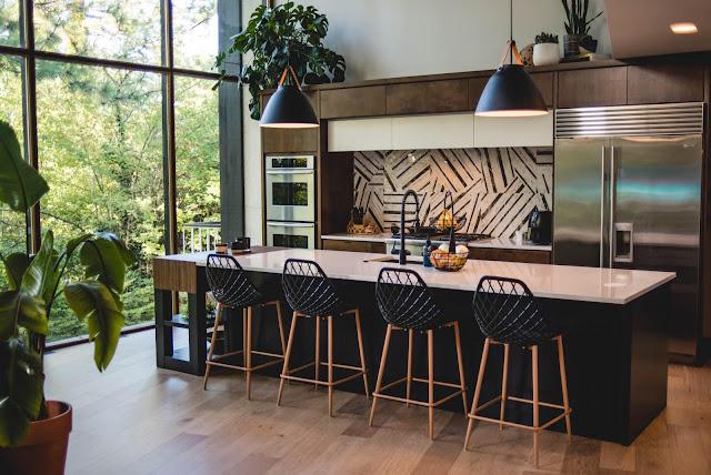 Kitchen design and decor ideas