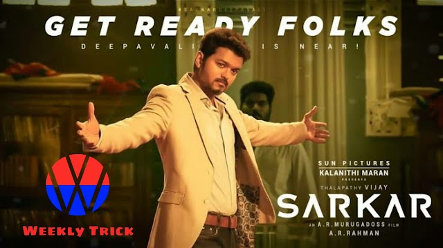 Sarkar Hindi Dubbed Full Movie Leaked By Fimyhit