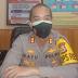 Kapolres SBB Himbau Warga Taati Protokol Kesehatan Covid-19