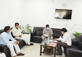 मरीजों को बेहतर उपचार और परिजनों को संतोषप्रद जवाब मिले- मंत्री डॉ. मोहन यादव