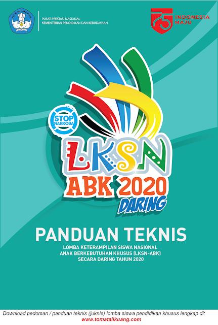 juknis lksn abk tahun 2020 daring online pdf tomatalikuang.com