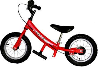 Balance Bike Strider Bike