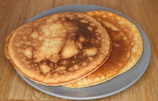 Pancake ubi