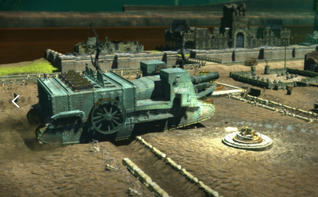 Miniature soldiers return in Toy Soldiers HD