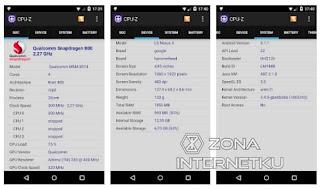 Cara Cek Spesifikasi HP Android Melalui Aplikasi Pihak Ketiga