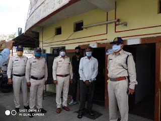 कड़ी पूछताछ के बाद आखिर एसिड फेंकने वाले आरोपी को पुलिस ने भेजा जेल