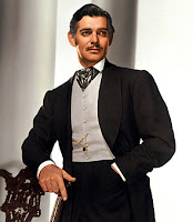 clark gable as rhett butler, gone with the wind, directed by Victor Fleming