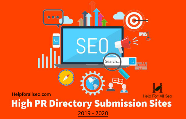 free directory submission site list 2018