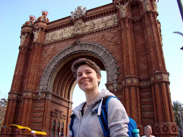Briama triumfalna w Barcelonie