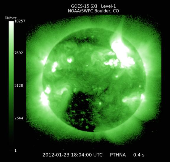 solar storm 2012 - photo #25