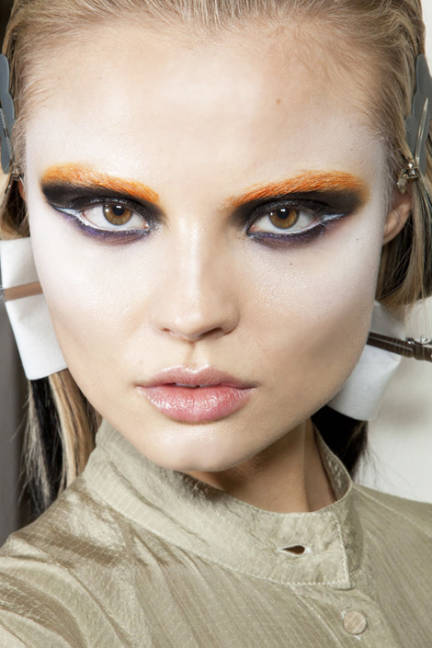 Fall Makeup Pumpkin Spice Inspired: Fall 2012 And Winter 2013 Makeup / Beauty Trends
