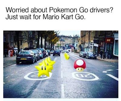Mario Kart GO
