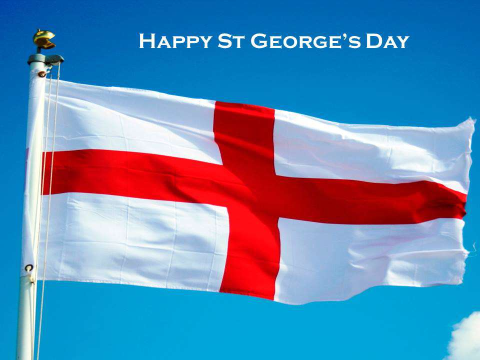 St. George's Day Wishes Images download