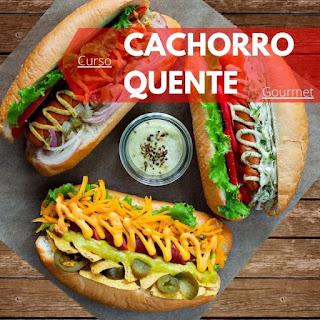 Curso Online de Cachorro Quente Gourmet
