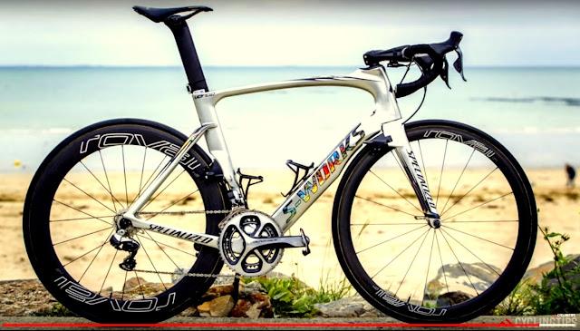 La nueva Specialized de Marcel Kittel en el Tour de Francia