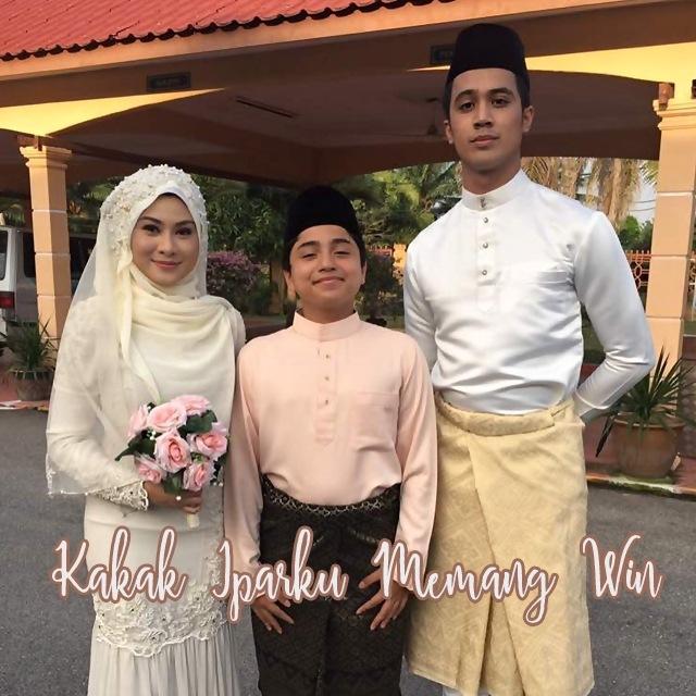 Telemovie Kakak Iparku Memang Win Lakonan Aliff Aziz, Nur Risteena, Kuza
