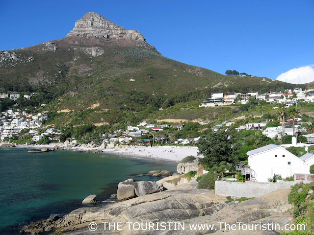 Travel South Africa. Cape Town For Beginners. Clifton Beach. Beach House. Lions Head