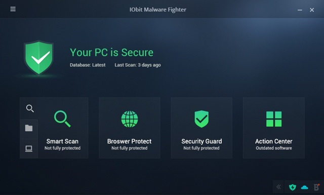 iobit malware fighter pro كامل