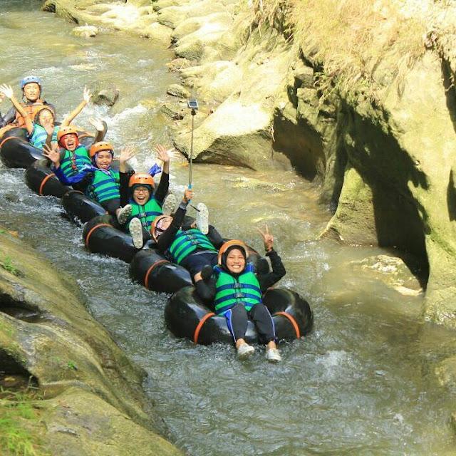 Tempat wisata Karst Tubing Surobayan | paket wisata | harga tiket | alamat
