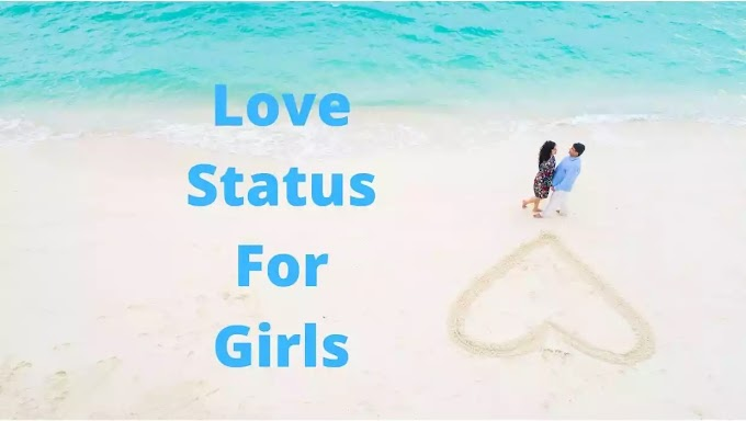 35+ Love Status For Girls Shayari With Image