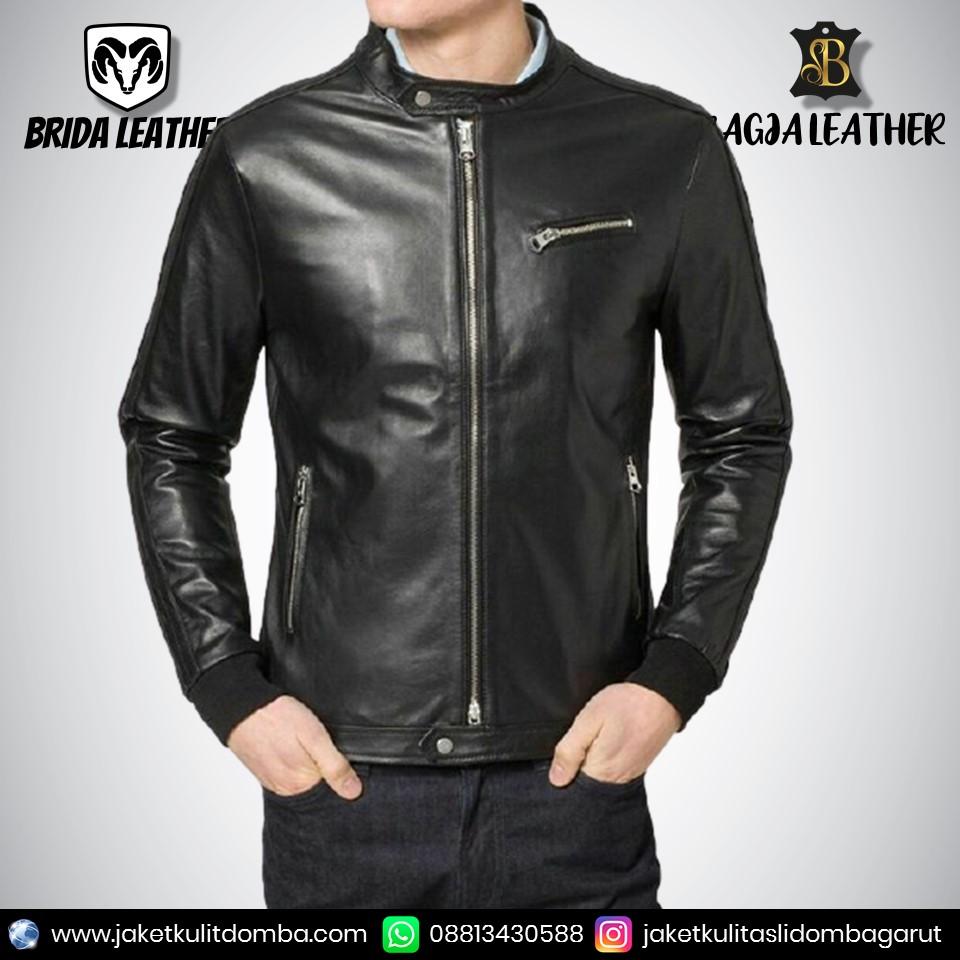 jaket kulit ninja 250