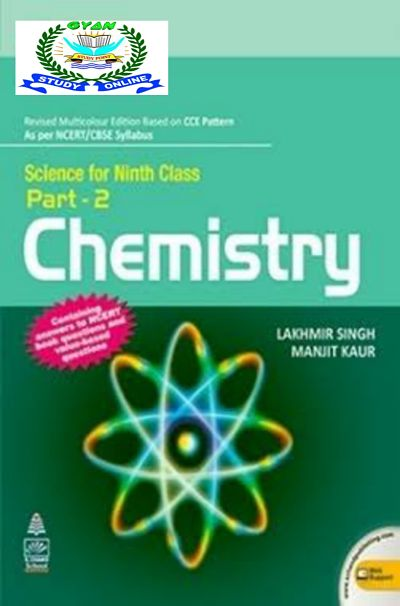Class 9 S Chand Chemistry Book Pdf Download Gyan Study Point