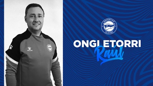 Oficial: Alavés B, firma el técnico Raúl Llona