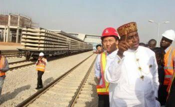 Warri-Itakpe-Ajaokuta Rail Line Completed...