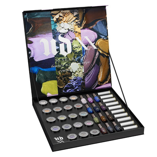 vintage collection by urban decay