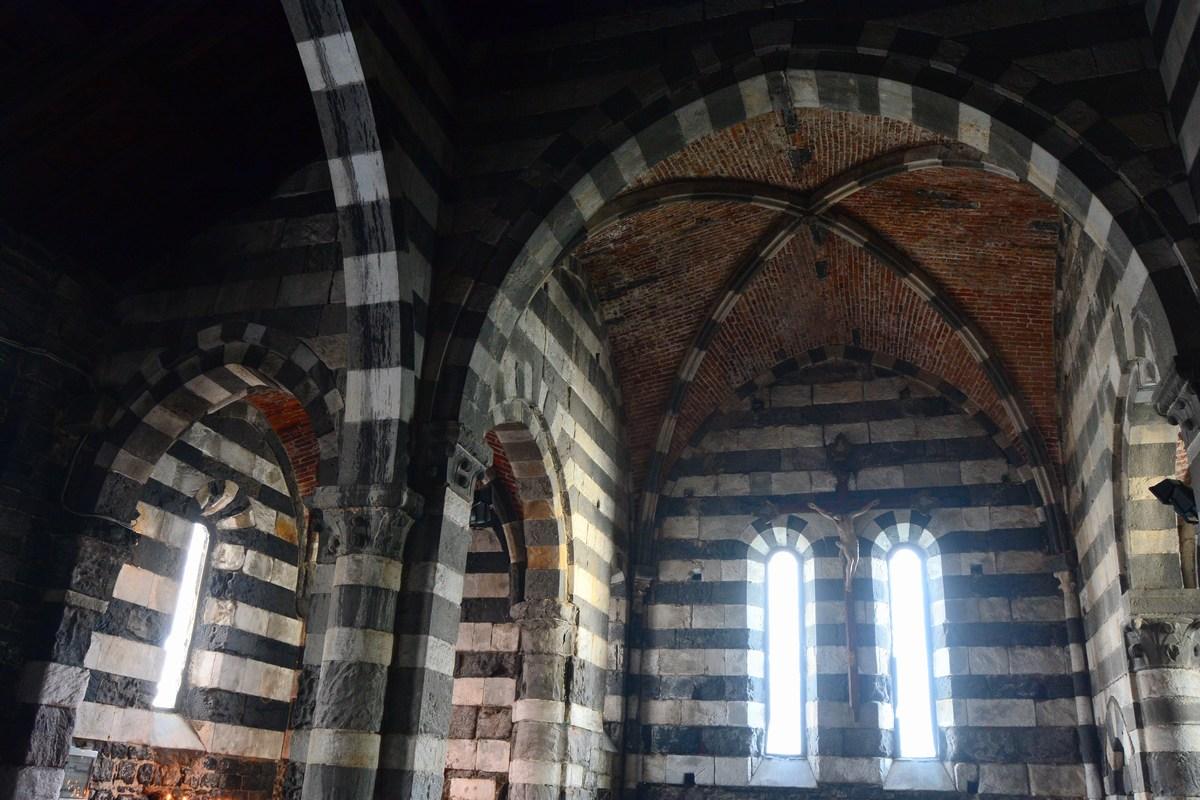 Chiesa San Pietro  Porto Venere