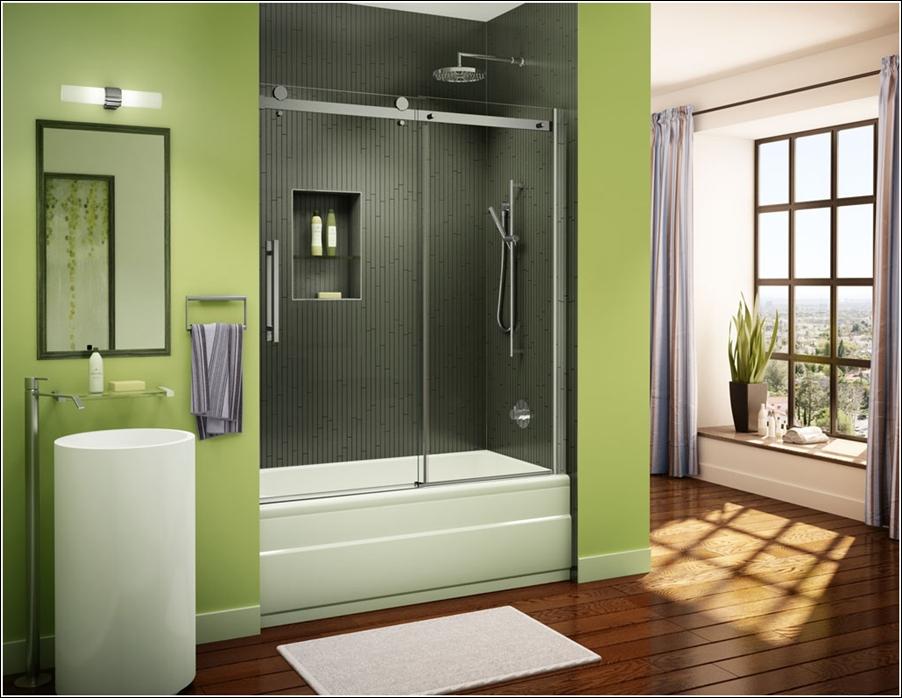 Cabines de douche contemporaines pour votre salle de bain for Douche pour salle de bain