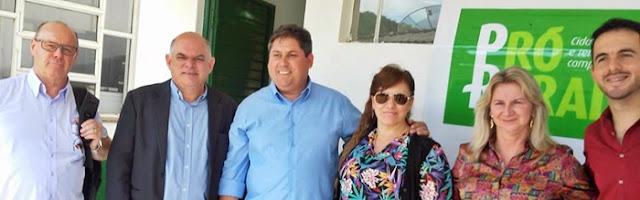 Mato Rico: Ação de regularização fundiária beneficia famílias matoriquenses