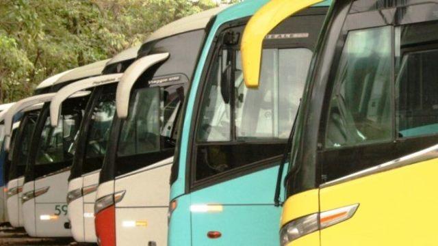 Governo prorroga suspensão de transporte intermunicipal até 15 de abril