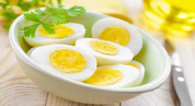 Telur Pemicu Naiknya Kolesterol