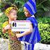 P SQUARE -Peter and Paul hawa ndo watoto wao wakiwa katika traditional outfits