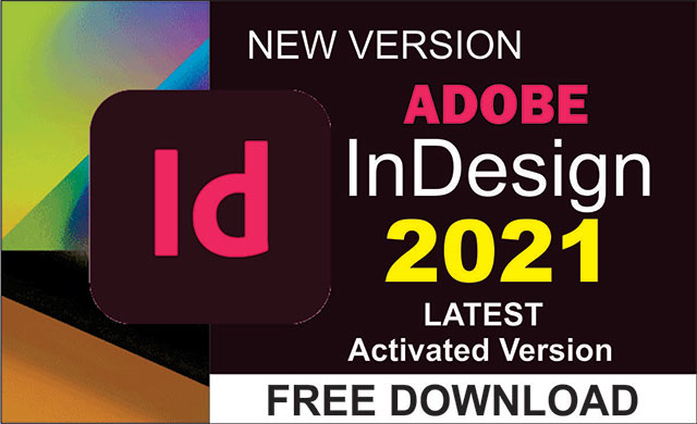 Adobe InDesign 2021 Free Download