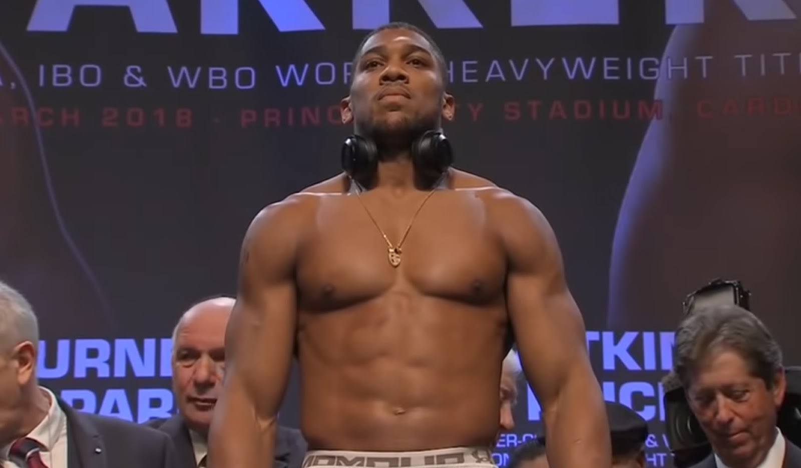 ANTHONY JOSHUA 3