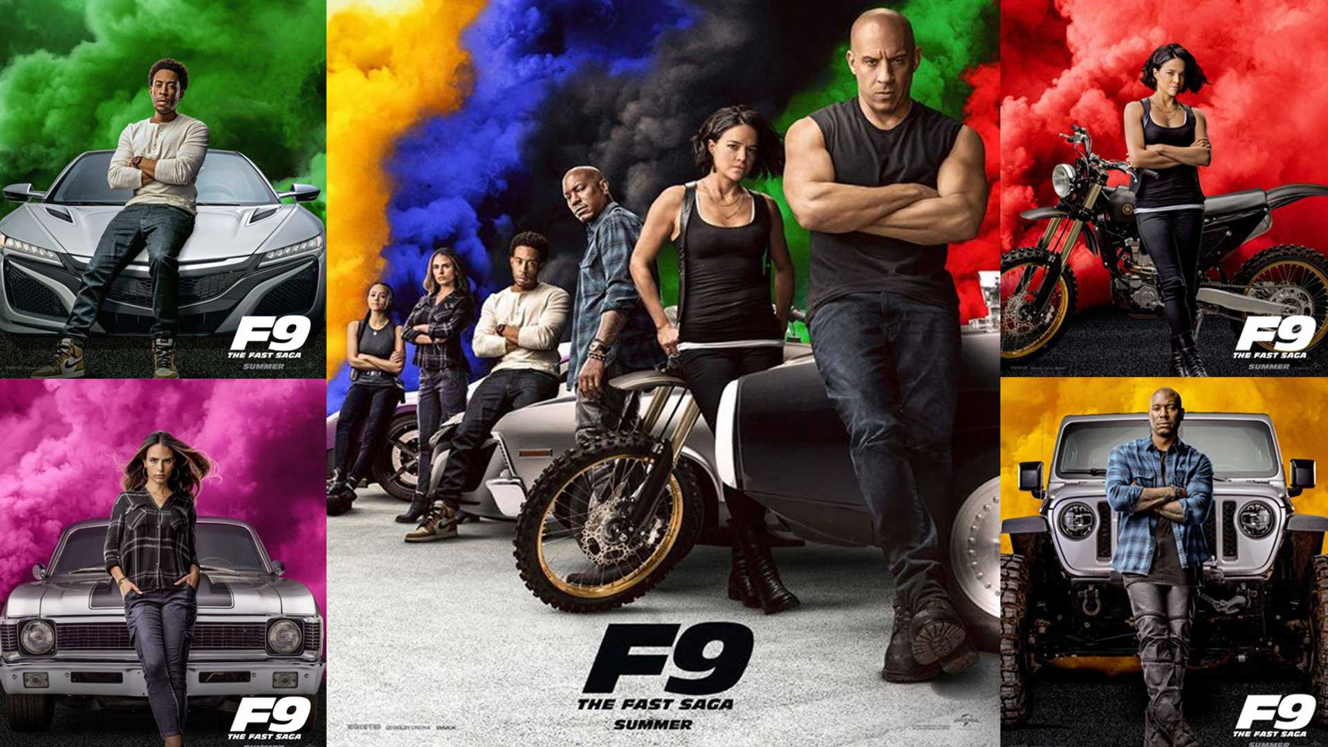 Fast and Furious 9: Michelle Rodriguez talks about rumors that the film will go into space