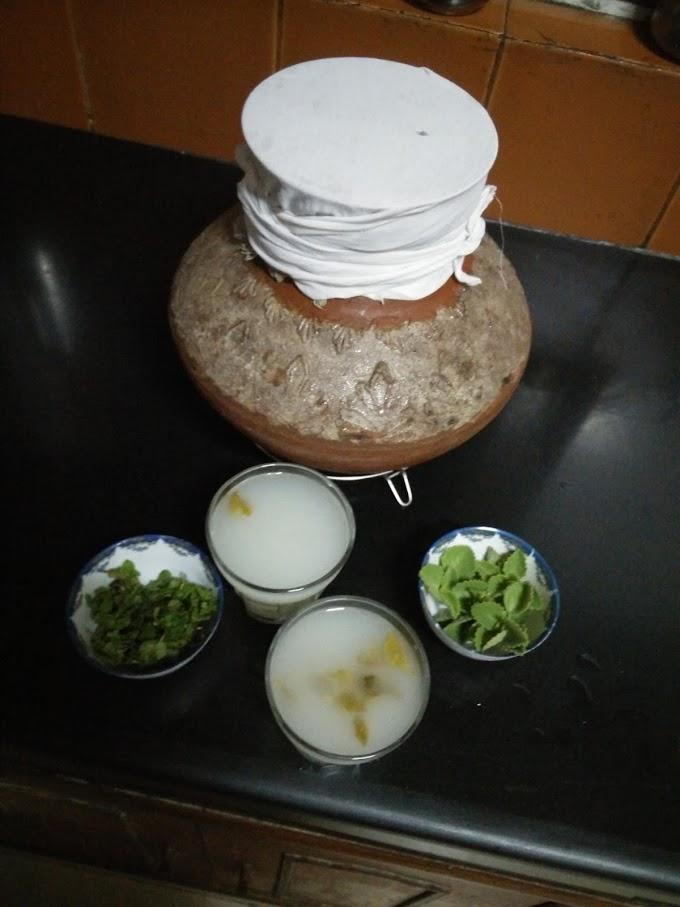 Kashmiri Sader Kaenz - Fermented Rice Water